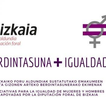 Berdintasuna - Igualdad: teatro terapéutico con mujeres en situación de exclusión social
